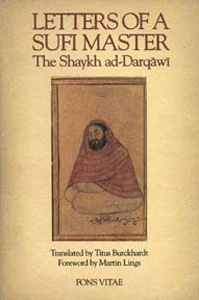 Letters of a Sufi Master (Excerpt)