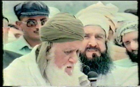 Ala Hadhrat Pir Mohammad Zahid Khan Sahib (Mohra Sharif)