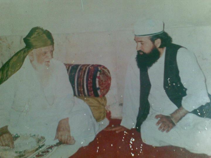 Shaykh ul Aalam & Ala Hadhrat Pir Mohammad Zahid Khan Sahib (Mohra Sharif)