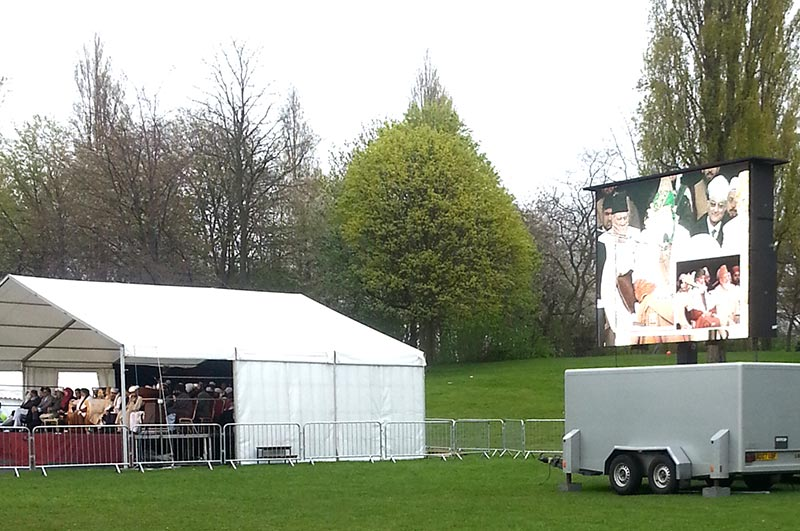 Milad un Nabi Juloos & Event • Birmingham