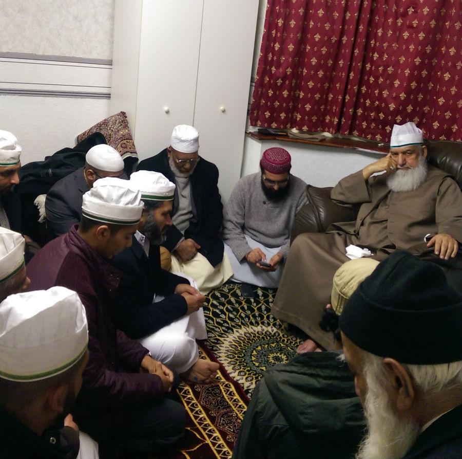 Sohbat with Shaykh ul Aalam